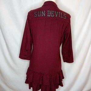 PINK V.S. Collegiate Collection SUN DEVIL'S Top